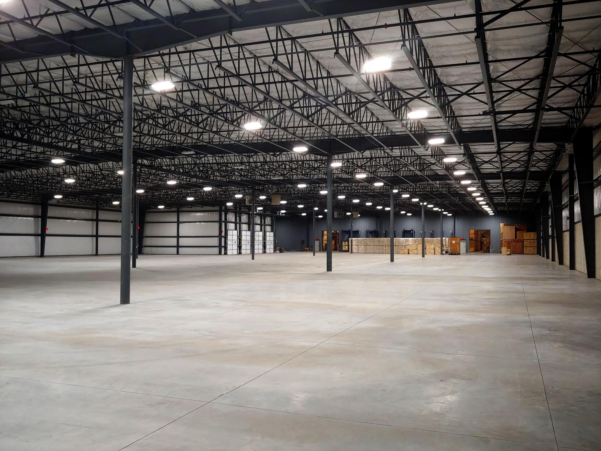 Warehousing services located in Chicago, Illinois