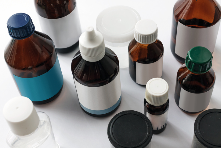 Medical Product Bottles