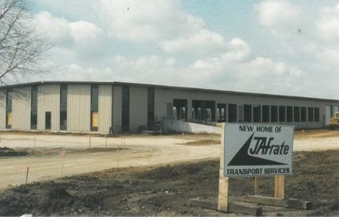 JA Frate's terminal in Crystal Lake, IL, circa 1988