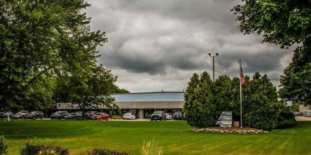 New building expansion for Midwest warehouse and distribution services company