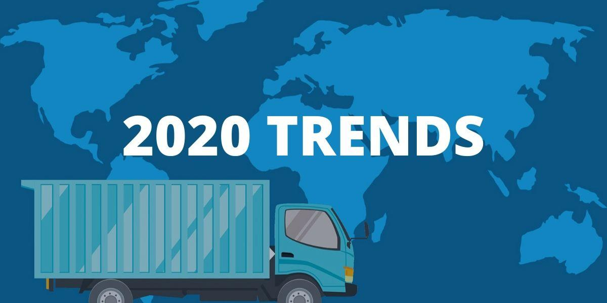 Supply Chain and Trucking Trends To Follow In 2020