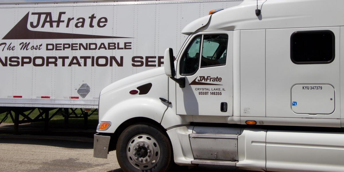 JA Dependable Tractor Trailer