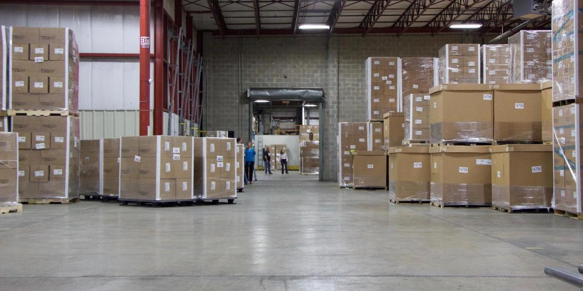Integrated Solutions Warehouse