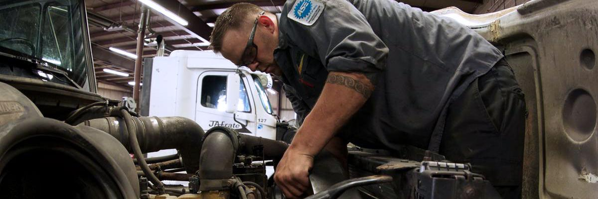 JA Fleet Maintenance Division