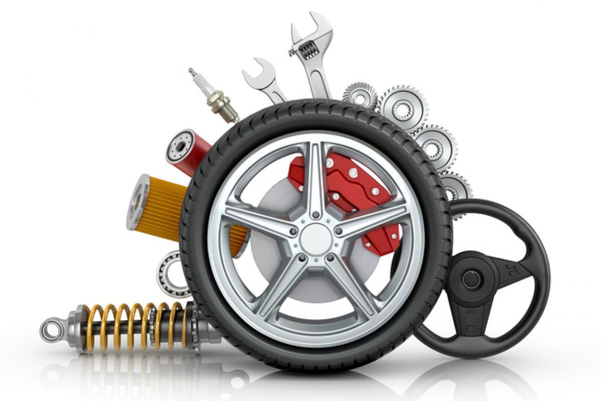 Truck Tires Automotive Parts Logistics, Shipping & Warehousing